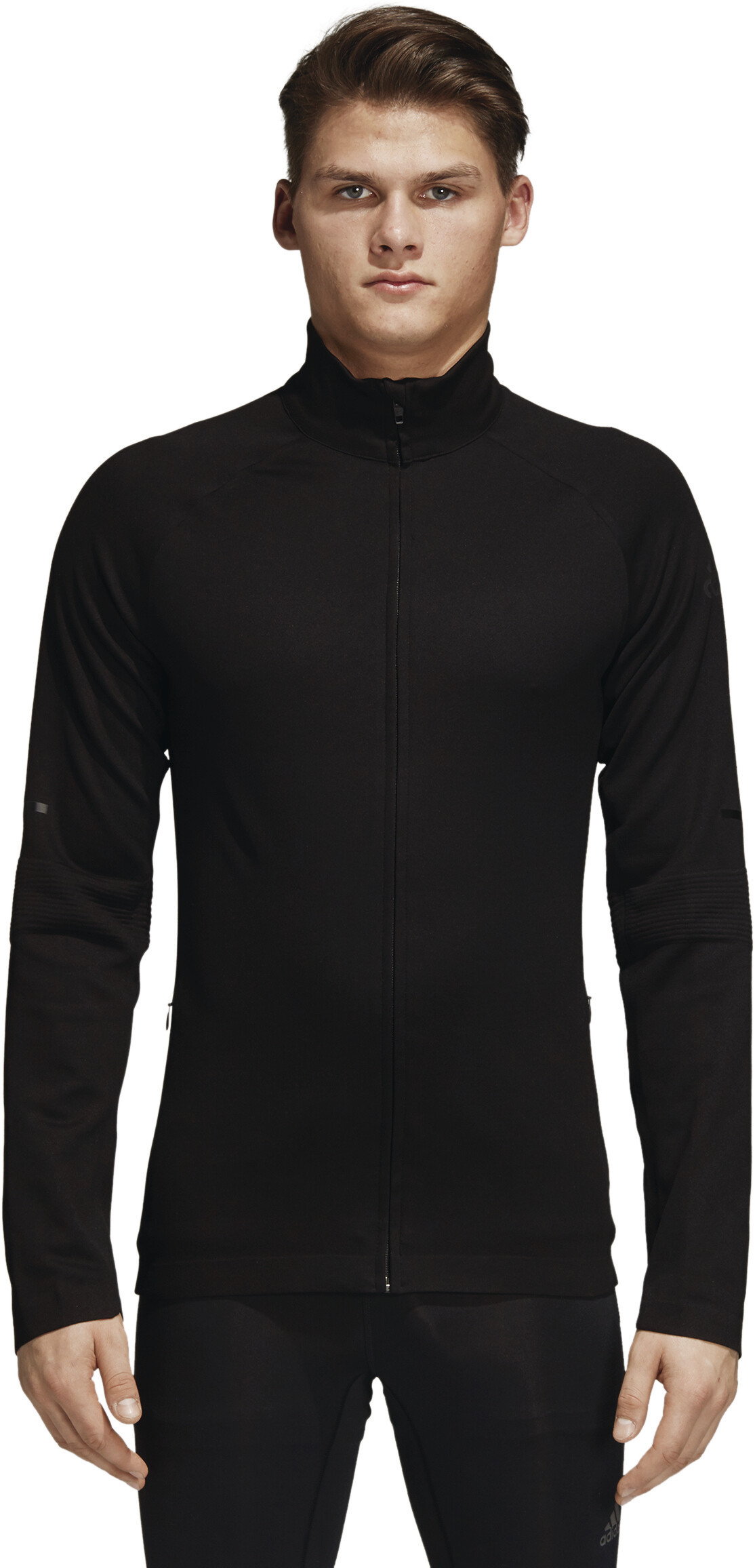 buy online c8c36 84a35 adidas PHX Running Jacket Men black